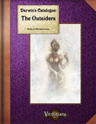 Victoriana - Darwin\'s Catalogue: The Outsiders