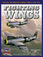 Fighting Wings, Third Edition Game Rules and Play Aids Bundle