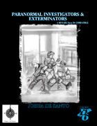Paranormal Investigators & Exterminators (PIE)