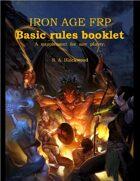 Iron Age FRP_Basic rules