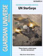 (G-Core) Guardian Universe: Revival: UN StarCorps