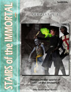 (G-Core) Stairs of the Immortal: Heroes vol.1 (Modern FASERIP)