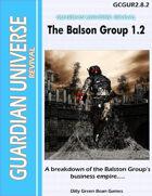 (G-Core) Guardian Universe: REVIVAL: Balston Group Module