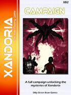 (G-Core) Xandoria Campaign Guide