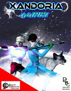 Xandoria Gaiden (Swords & Wizardry)