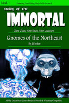 Stairs of the Immortal: S&W: Gnomes of the Northeast