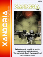 (G-Core) Xandoria Complete Collection vol. 1