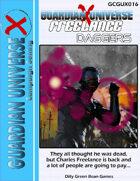 (G-Core) Guardian Universe X: Freelance Daggers