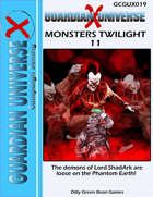 (G-Core X) Monsters Twilight 11