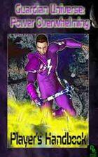 Guardian Universe II: Player's Handbook