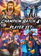 Champion Batch 4 Promo Pack - Player Set