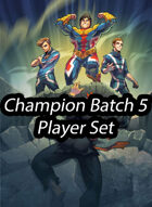 Champion Batch 5 Promos - United Kindom of SMASH