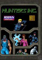 Hunters Inc, ICONS Edition