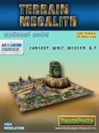 Terrain Megalith