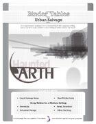 BinderTable: Urban Salvage - A post apocalypse shopping trip