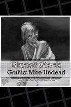 BinderStock - Horror - Mire Undead