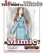 BinderMisc - Want to Mimic a Mimic Ancestry