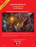 A1 A Forgotten Evil