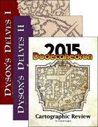 Dyson's Cartographic Bundle [BUNDLE]