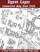 Dyson Logos Commercial Map Pack 2018