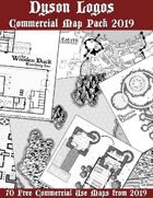 Dyson Logos Commercial Map Pack 2019