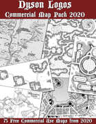 Dyson Logos Commercial Map Pack 2020