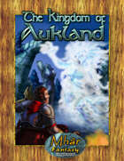 The Kingdom of Aukland Regional Sourcebook