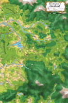 The Kingdom of Anaeland Regional Atlas