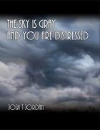 The sky is gray, and you are distressed