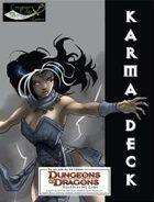 Karma Deck – 4th Edition