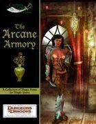 The Arcane Armory