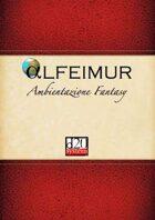 Alfeimur Ambientazione Fantasy