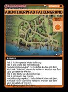 Abenteuerpfad Falkengrund - Custom Card