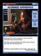Alchemist Apprentice - Custom Card