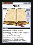 Aureon - Custom Card