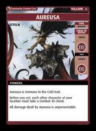 Aureusa - Custom Card