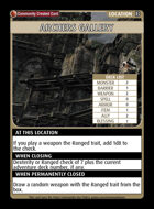Archers Gallery - Custom Card