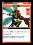 Atomie - Custom Card