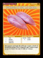 Ballesta - Custom Card