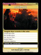 Aftermath - Custom Card