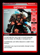 Qupenarth - Custom Card
