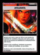 Atelianta - Custom Card