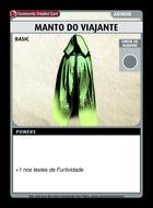 Manto Do Viajante - Custom Card