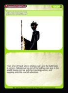 Nikodemus - Custom Card
