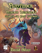 Ponyfinder - Princess Luminace's Guide to the Pony Pantheon
