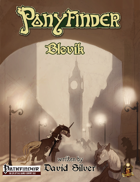 Ponyfinder - Blevik - City of Shapeshifters