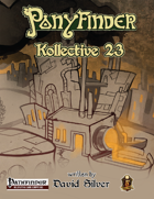 Ponyfinder - Kollective 23 - The Living Factory