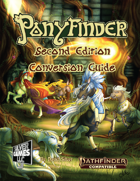 Ponyfinder - Second Edition Conversion Guide