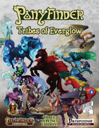 Ponyfinder - Tribes of Everglow Second Edition