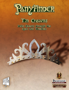 Ponyfinder - Tin Crowns - False Queens Through the Ages and Timelines